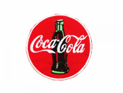 Coca cola1 Logo iron on patch great gift for Men and Women/Ramakian