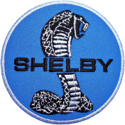 SHELBY 500 Gt Cobra Mustang Ford Car Auto Logo Polo CS03 Patches