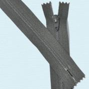 23cm Zipper Talon #3 Skirt & Dress Closed Bottom ~ Slate
