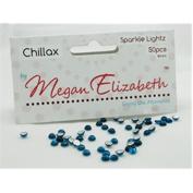 CHILLAX SPARKLE LIGHTZ 4mm Megan Elizabeth New Rhinestone Lights