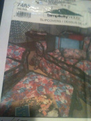 SLIPCOVERS BY LANG ROBERTSON LTD. FOR SIMPLICITY HOUSE PATTERN 7485