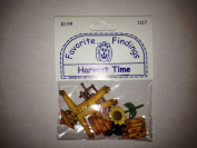 Harvest Time Buttons (1127)