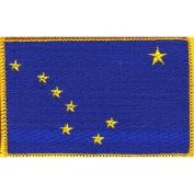 Alaska State Flag Patch