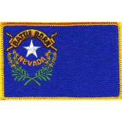 Nevada State Flag Patch