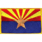 Arizona State Flag Patch