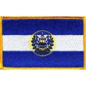 El Salvador Flag Patch