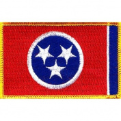 Tennessee State Flag Patch