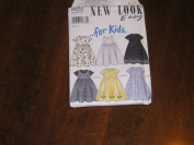 New Look ...for Kids Pattern #6850 SIZE