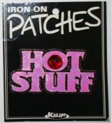 Hot Stuff Jewel Iron On Applique Patch