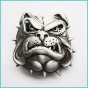 Brand:choi New Western 3d Dog Bulldog Belt Buckle Ca-053