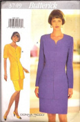 Butterick Sewing Pattern 3749 Misses' Dress, Size 6 8 10