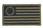 Green Flag Patch