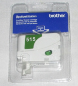 Brother Applique Station Pre-Filled Thread Cartridge 515 GREEN