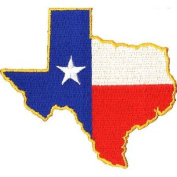 Texas State Outline Patch