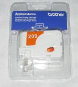 Brother Applique Station Pre-Filled Thread Cartridge 209 ORANGE