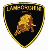 Lamborghini Brand of Super Car Logo Iron on Patch Great Gifr for Men and Women/ramakian