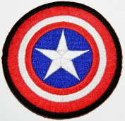 Star Wars CAPTAIN AMERICA Marvel Comics SHIELD Logo PATCH