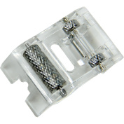 Estone New Low Shank Roller Presser Foot For Singer Brother Janome JUKI Sewing Machine