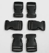 Parahute Buckle for 2.5cm Strap Side Release