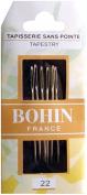 Bohin Tapestry Hand Needles - Size 22