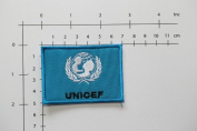 Unicef Flag Patch Embroidered Patch