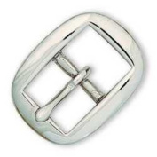 Tandy Leathercraft 1.9cm Oval Bridle Buckles 1502-00