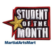 Patc -Student of the Month
