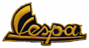 VESPA Scooters Moped Motorcycles Sign Clothing BV18 Iron on Patches