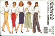 Butterick Classics Pants and Skirts
