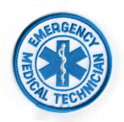EMT Patch - Round EMT by Rothco