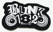 Blink 182 Rock Mosic Band Logo Iron on Patch Great Gift for Men and Women/ramakian