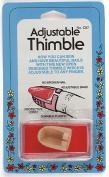 Plastic Thimble-adjustable