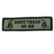 Don't Tread On Me Tactical Morale Patch - ACU/Foliage