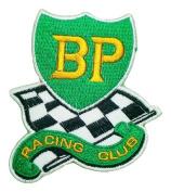 BP RACING CLUB Petroleum Gas Stations Symbol t Shirts GB01 Patches