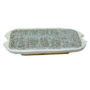 Intrepid International Sand Paper Grip Insert Stirrup Pad