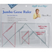 Quilt In A Day Flying Geese Ruler, Jumbo