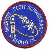 Apollo 9 Mission Patch