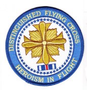 Distinguished Flying Cross Patch
