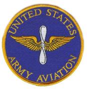 Army Aviation Patch