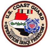 Coast Guard Operation Iraqi Freedom Patch