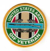 Combat Infantry Brigade Operation Iraqi Freedom Veteran Patch