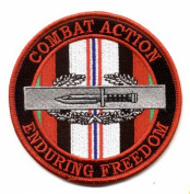 Operation Enduring Freedom Combat Action Patch