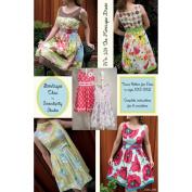 Serendipity Studio Patterns-The Monique Dress