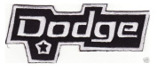 Dodge emblems Vintage Cars Truck Shirt CD01 Iron on Patches