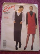 McCall's Easy STITCH 'N SAVE Pattern #9436 Size