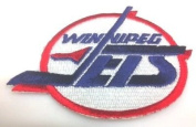 Winnipeg Jets 8.9cm round embroided patch