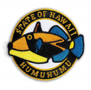 Hawaiian Patch Collection Humuhumunukunukuapua'a