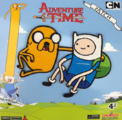 ADV TIME FINN AND JAKE PATCH