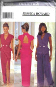 Butterick Sewing Pattern 3945 Misses' Top, Skirt & Pants, Size 12 14 16