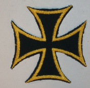 Cross Cloth Patch